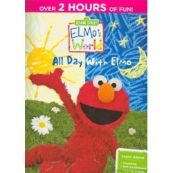 Elmo's World: All Day With Elmo (DVD)