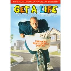 Get A Life: The Complete Series (DVD 1990)