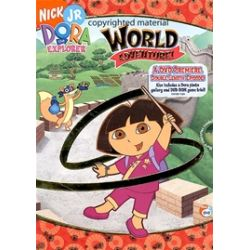 Dora The Explorer: World Adventure! (DVD 2006)