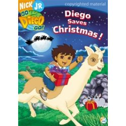 Go Diego Go!: Diego Saves Christmas (DVD 2006)