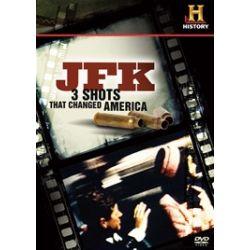 JFK: 3 Shots That Changed America (DVD)