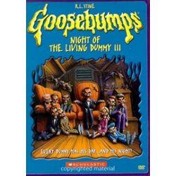 Goosebumps: Night Of The Living Dummy III (DVD 2004)
