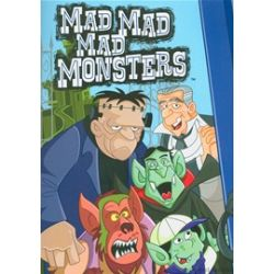 Mad Mad Mad Monsters (DVD 2011)
