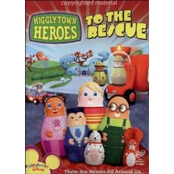 Higglytown Heroes: Heroes To The Rescue (DVD 2007)