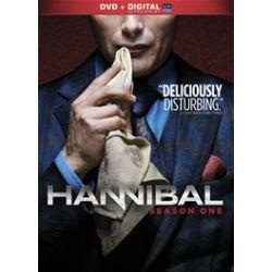 Hannibal: Season One (DVD + Digital Copy) (DVD 2013)
