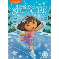 Dora The Explorer: Dora's Ice Skating Spectacular (DVD 2013)