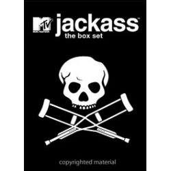 MTV Jackass: The Box Set (DVD 2002)