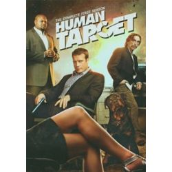 Human Target: The Complete First Season (DVD 2010)