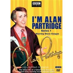 I'm Alan Partridge: Series 1 Starring Steve Coogan (DVD)