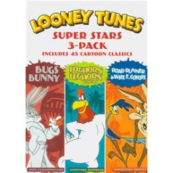 Looney Tunes: Super Stars - 3 Pack (DVD)