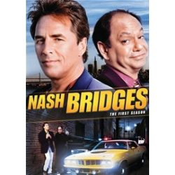 Nash Bridges: The First Season (DVD 1996)