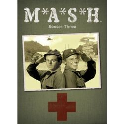 M*A*S*H (MASH): Season Three (Repackaged) (DVD 1975)