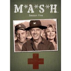 M*A*S*H (MASH): Season Five (Repackaged) (DVD 1976)