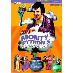 Monty Python's Flying Circus Set #7 (DVD 1974)