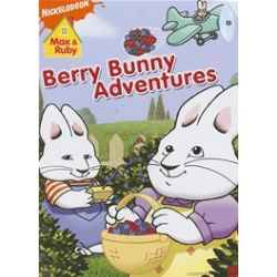 Max & Ruby: Berry Bunny Adventures (DVD 2008)