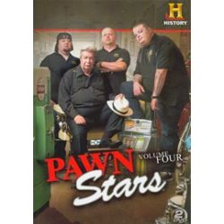 Pawn Stars: Volume 4 (DVD 2011)