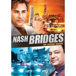 Nash Bridges: The Second Season (DVD 1997)
