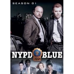 NYPD Blue: Season 1 (Repackaged) (DVD 1994)