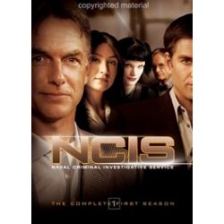 NCIS: The Complete First Season (DVD 2003)