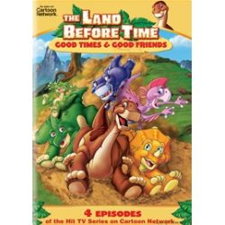 Land Before Time, The: Good Times & Good Friends (DVD)