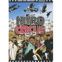 Nitro Circus: Season One (DVD 2009)