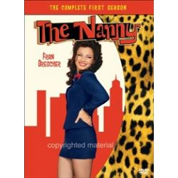 Nanny, The: The Complete First Season (DVD 1994)