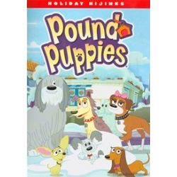 Pound Puppies: Holiday Hijinks (DVD)