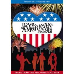 Love American Style: Season One - Volume Two (DVD 1969)