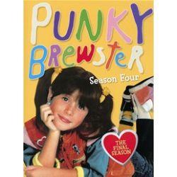 Punky Brewster: Season Four (DVD 1988)