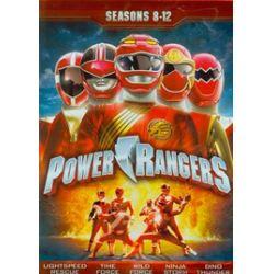 Power Rangers: Seasons 8-12 (DVD 1996)