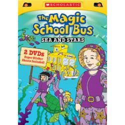 Magic School Bus, The: Sea And Stars (2 Pack) (DVD)