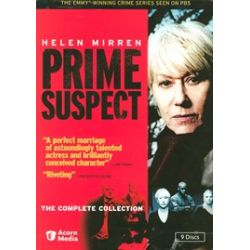 Prime Suspect: Complete Collection (DVD 1991)
