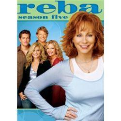 Reba: Season 5 (DVD 2005)