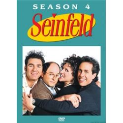 Seinfeld: Season 4 (DVD 1993)