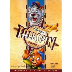 Talespin: Volume 1 (DVD 1990)