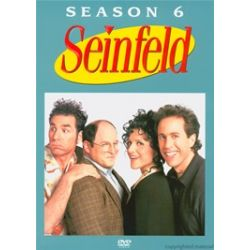 Seinfeld: Season 6 (DVD 1995)
