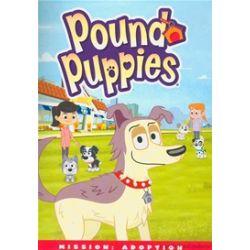 Pound Puppies: Mission Adoption (DVD 2012)