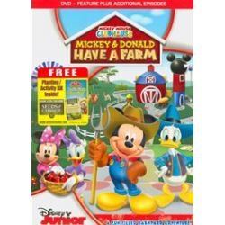 Mickey Mouse Clubhouse: Mickey & Donald Have A Farm (DVD)