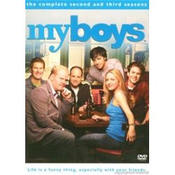 My Boys: The Complete Second & Third Seasons (DVD 2008)