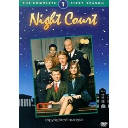 Night Court: The Complete First Season (DVD 1984)
