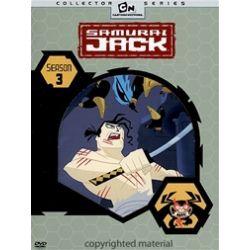 Samurai Jack: Season 3 (DVD 2006)