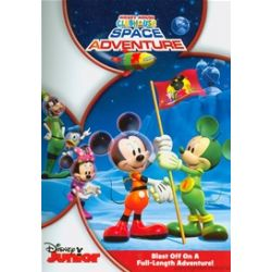 Mickey Mouse Clubhouse: Space Adventure (DVD + Digital Copy) (DVD 2011)