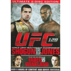UFC 128: Shogun vs. Jones (DVD 2011)