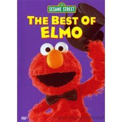 Sesame Street: Best Of Elmo (DVD 1994)