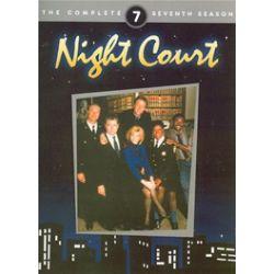 Night Court: The Complete Seventh Season (DVD 1989)