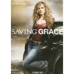 Saving Grace: The Final Season (DVD 2009)