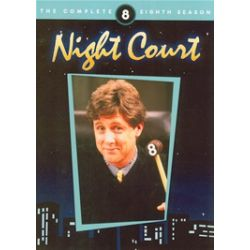 Night Court: The Complete Eighth Season (DVD 1990)