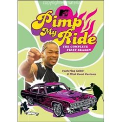 Pimp My Ride: The Complete First Season (DVD 2004)