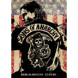 Sons Of Anarchy: Season One (DVD 2008)