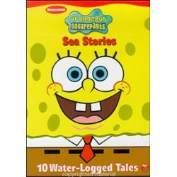 SpongeBob SquarePants: Sea Stories (DVD 2002)